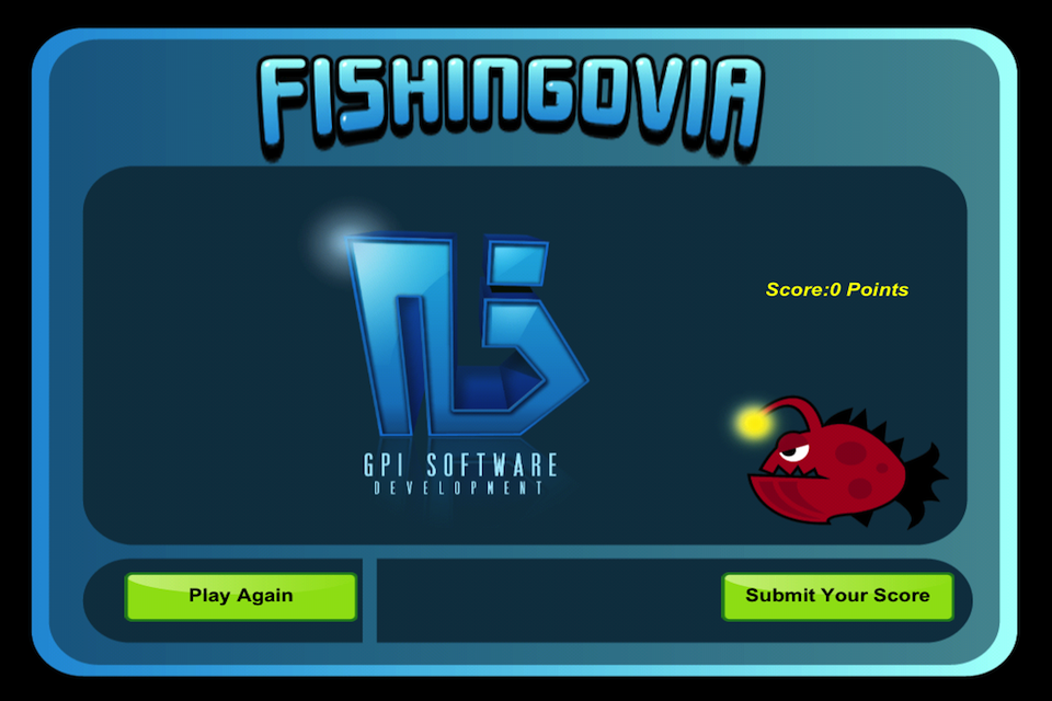 Screenshot Fishingovia Lite